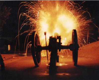 Civil War Artillery, Antique Civil War Artillery Ammunition - AAA